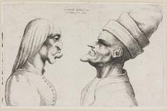 2015123164148598-wenzel-hollar-1607-1677-naar-leonardo-da-vinci-1452-1519-karikaturale-koppen-van-een-man-en-een-vrouw-ets-1645.-teylers-museum-haarlem1